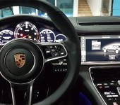 Porsche Panamera Turbo - Genevo Assist